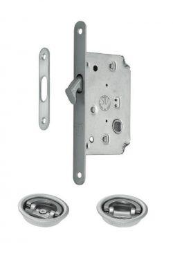 Lock for folding door / Κλειδαριά Σπαστής